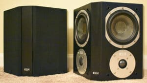 KLH KENDALL 5.2 SPEAKER SYSTEM REVIEW - 4