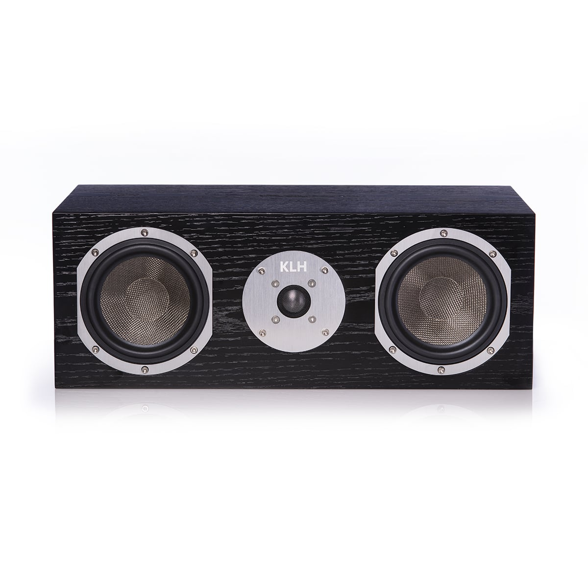 Story Center Speaker Front Grille (Black Oak)