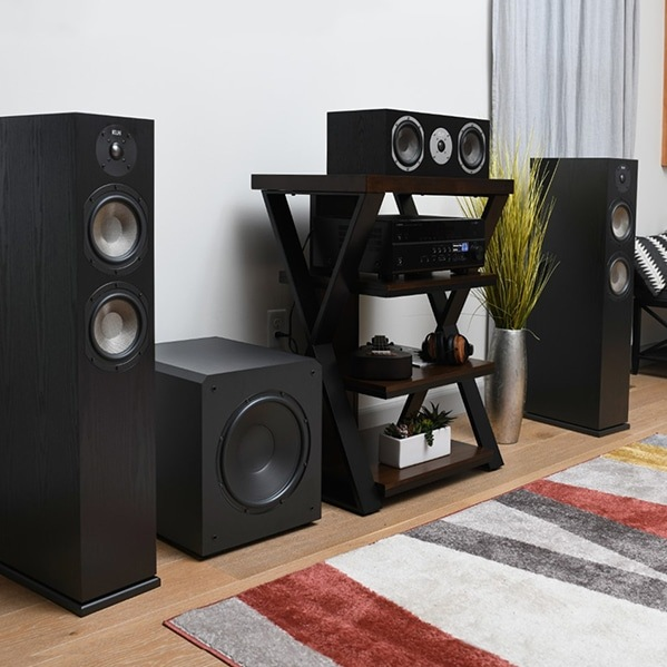 Subwoofer with System