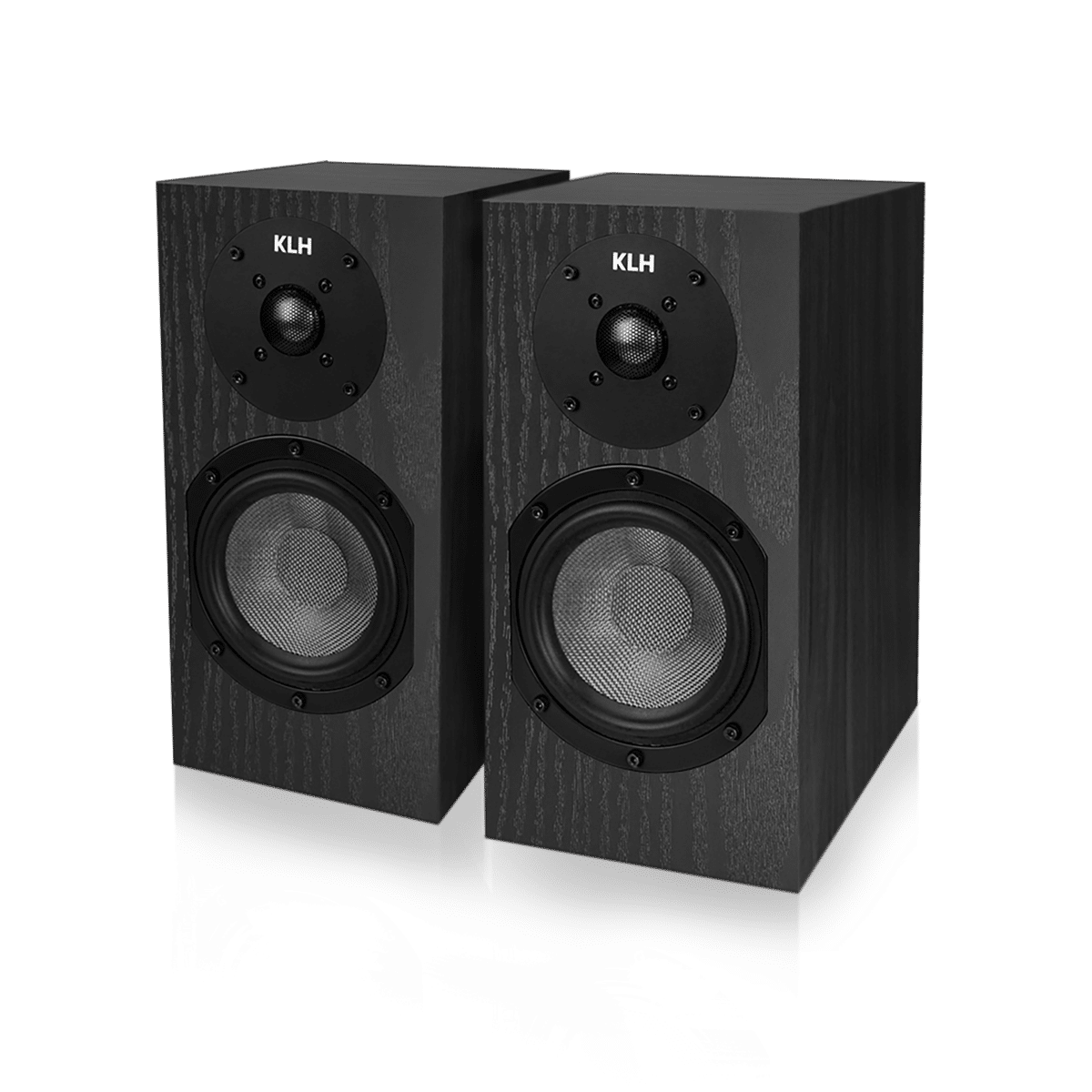KLH Premium High-fidelity Bookshelf Speakers
