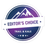Trail and Kale Logo