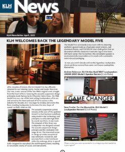 KLH Newsletter April 2021