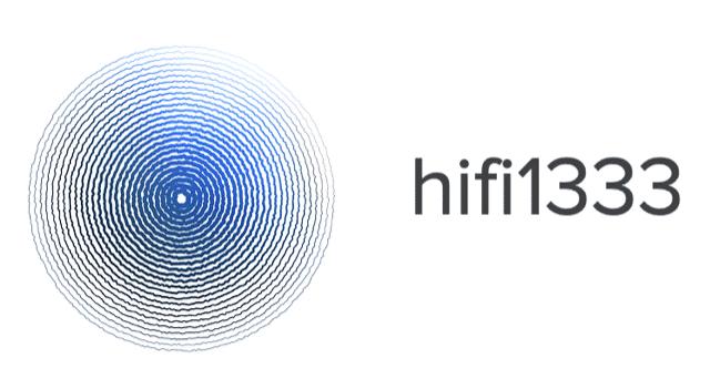 hifi 1333 Logo