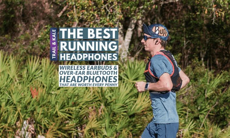 Best Running Headphones - wireless earbuds
