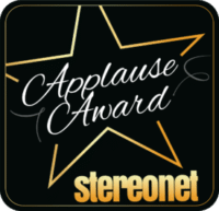 Stereonet Applause Award for Model Five