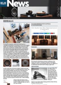 September KLH Newsletter